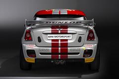 MINI JCW Coup Endurance (bigblogg) Tags: mini endurance coup nordschleife nrburgring jcw r58 johncooperworks 24hrennen