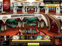 Grand Duke Casino Lobby