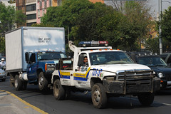 Mexico City (So Cal Metro) Tags: mexico mexicocity df dodge ram grua tow towtruck ciudaddemexico towing distritofederal wrecker
