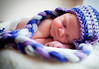 Baby Emily (Helen Morcom Photography) Tags: baby cute hat portraits crochet newborn knitted nikond700