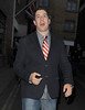 Jason Biggs promoting his new film 'American Reunion' at various venues around town. London, England