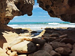 Cave: Blowing Rocks Nature Preserve
