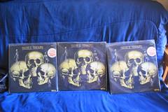 skull snaps (ROCKOE DENNIS) Tags: records digging vinyl originals beat grooves hip hop rare crates beats