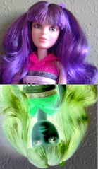 Hayden (Just a Nobody) Tags: alexis fashion doll katie wig liv hayden fashiondoll sophia