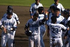 DSC05279 (shi.k) Tags: 横浜ベイスターズ 140601 イースタンリーグ 平塚球場 サヨナラ勝ち