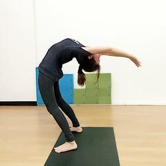 #โค้งหลัง หรือ #หักหลัง #โยคะ #ท่ายาก #YogaToday  #ArchBack  by #sophialovelysaelim #โซ  #2014520 #爱你一世我爱你 ❤️