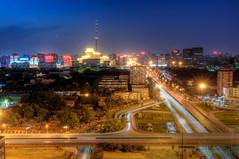 DSC_0812_3_4_tonemapped (龙颜大悦) Tags: china bridge beijing 北京 中国 hdr photomatix nikond90 莲花桥 tokinaaf1228mmf4