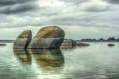 The Post Card (brusca) Tags: sumatra indonesia landscape island rocks seascapes glimmer