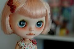 FA FA FA MeiMei Custom Blythe