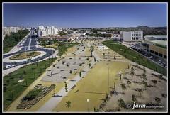 Parque San Ginés de la Jara. Cartagena (jarm - Cartagena) Tags: parque españa spain san ronda espagne cartagena jara unión uned ginés mercadona regióndemurcia jarm