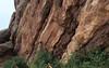 IMG_7892 (kz1000ps) Tags: tour2016 america unitedstates scenery landscape colorado hills mountains rocky rockies cloudy gray grey fog redrockspark foothills monoliths morrison denver redsandstoneoutcrops rockformations usa
