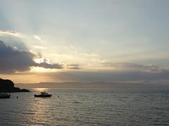 (Ira H.) Tags: knoydart sunset sea scotland