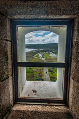 A View From within (Richard Mart1n) Tags: light abstract window frame awesome view travel landscape glass cape leeuwin capeleeuwin augusta caves australia westernaustralia lighthouse nikon d5000