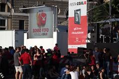 IMGP8764 (i'gore) Tags: roma cgil sindacato lavoro diritti giustizia pace tutele compleanno anniversario 110anni cultura musica