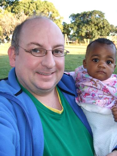 Thanda & Her Dad