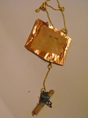 'To you' necklace (peskychloe) Tags: handmade jewellery independent copper lbc peskychloe lifesbigcanvas