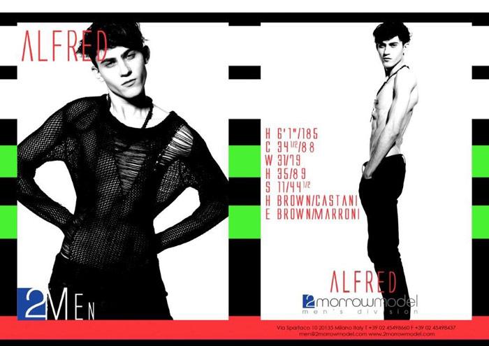 SS12 Milan Show Package 2morrow001_Alfred Yoshiaki(MODELScom)