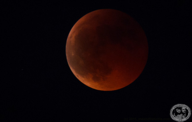 Lunar Eclipse - June 15th 2011