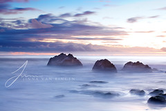 In The Clouds (Jinna van Ringen) Tags: longexposure malibubeach elmatadorstatebeach leefilters 5dmarkii longexposurebeach jorindevanringen jinnavanringen chanderjagernath jagernath jagernathhaarlem