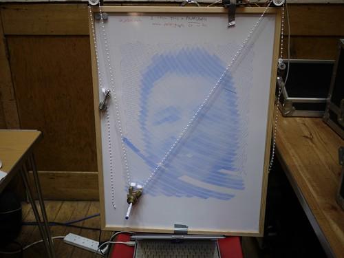 Whiteboard Pixel Russell