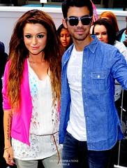 Cher Lloyd + Joe Jonas (imyourstorm) Tags: brothers joe cher lloyd jonas crackship