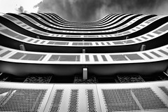Kadijk Tower/Delfzijl (Wim Hazenhoek.) Tags: blackandwhite netherlands photographer quality nederland wim delfzijl groningen masterpiece 1635mm groothoek supershot meesterwerk d700 overtheexcellence nikond700 benrotripod wimhazenhoek vipveryimportantphotos 1635mmf4vr photographersupershot hazenhoek