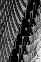 B&W (    , ) Tags: b bw white abstract black lines canon dark d w line 600 qatar t3i d600 qtr  600d ameera  q6r    amoora