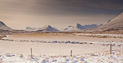 Hrgrdalur valley. (joningic) Tags: winter sky snow nature landscape march iceland moutains hrgrdalur