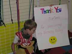 """Day of Therapy Sponsor Signs 017 • <a style=""""font-size:0.8em;"""" href=""""http://www.flickr.com/photos/94323781@N00/7116122307/"""" target=""""_blank"""">View on Flickr</a>"""