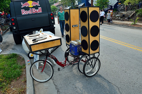 Rolling DJ by TimothyJ, on Flickr