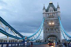 Tower Bridge (eiku suyama) Tags: uk bridge england london tower thames ro river puente britain rivire pont british brcke fluss         suyama eiku