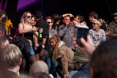 Lovebox Festival - The Two Bears Stage Invasion (abi.d) Tags: music festival victoriapark livemusic lovebox loveboxfestival thetwobears lastfm:event=3201262