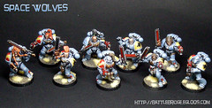 [SW] Blood Claw ([Kor]Powers) Tags: warhammer spacewolves