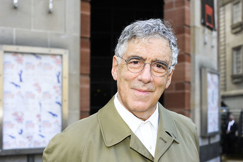 Elliott Gould, part of the EIFF Jury at the Traverse Theatre