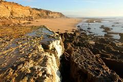 SEA, SUN & SALT (Andr Pipa) Tags: ocean sea luz praia portugal gold golden mar sand mare lisboa atlantic ericeira madra goldenlight sosebastio atlntico devotos luzdourada beachesofportugal andrpipa portugalbeaches photobyandrpipa