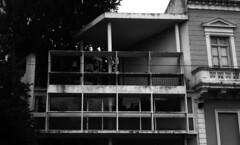 brise soleil (con la mquina de mirar) Tags: bw byn architecture modern soleil arquitectura buenosaires modernism lecorbusier maison modernismo moderno corbusier bsas modulor laplata curutchet brise