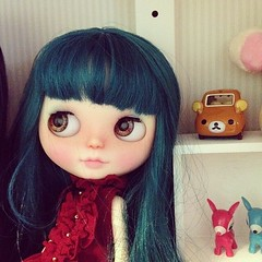 Quick pic #blythedoll