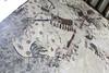 Llancarfan_Mural_2014_0015 (Neil Beer) Tags: beer swansea wales george mural neil medieval seven sins deadly llancarfan