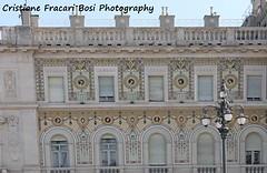 Trieste (Cristiane F.B.) Tags: italy arquitetura canon buildings italia ngc venezia italie trieste giulia itália friuli edifícios construções afrescos