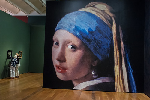 Girl with a Pearl Earring at High by ralph and jenny, on Flickr