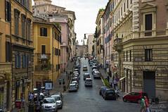Roma (LunaFeles) Tags: street italien italy rome roma architecture italia antica via architektur rom