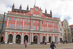 Rostock - Rathaus (www.nbfotos.de) Tags: rathaus rostock neuermarkt mecklenburgvorpommern