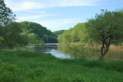 New River State Park (Bitmapped) Tags: usa unitedstates northcarolina rivers mississippiriver ohioriver newriver alleghanycounty laurelsprings grassycreek kanawhariver newriverstatepark