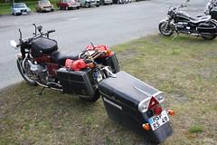 Moto Gussi (2) (rossingen) Tags: cars chevrolet vw honda volvo harley bmw alfa opel levanger carmeet nasjonal amcars motordag rinnleiret motogussi levangeravisa