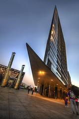 sharpy (katarzyna_os) Tags: berlin potsdamerplatz brandenburg modernarchitecture hdr skyscrapper sigma1020mm nikond7000