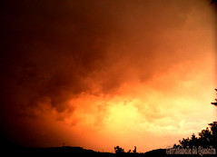 """vers la fin de l'orage ! (Christabelle12300 & Pitchounet) Tags: """" weatherphotography lovelymotherearth"""""""
