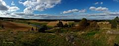 Vanhalinna_linnavuori (Paivi Hannele) Tags: finland ourfinland landscape luonto kasvi maisema vesi puut thisisfinland joki jrvi syksy autumn