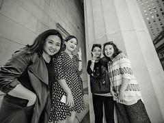 Korean girls on vacation in NYC (C@mera M@n) Tags: city citylife financialdistrict girls korean manhattan ny nyc newyork newyorkcity newyorkcityphotography places urban wallstreet outdoor urbanlife women