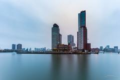 Rotterdam (Peet de Rouw) Tags: rotterdam kopvanzuid wpc montevideo hotelnewyork rijnhaven holland netherlands canon5dmarkiv peetderouw denachtdienst portofrotterdam