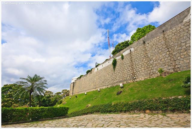 東望洋炮台